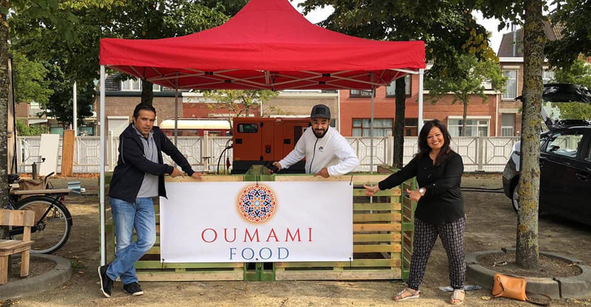Oumami Food op uw evenement